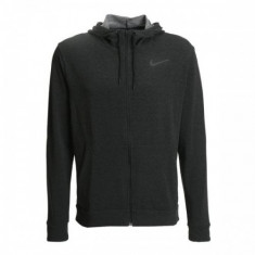 BLUZA NIKE DRI-FIT TRAINING FLEECE FZ HDY COD 742210-010 - Bluza barbati Nike, Marime: S