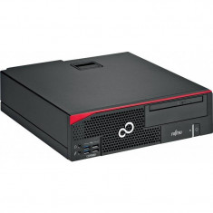 Sistem desktop Fujitsu Esprimo D556 E85+ Intel Core i5-6400 4GB DDR4 500GB HDD Black - Sisteme desktop fara monitor