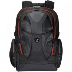 Rucsac Notebook Asus Republic Of Gamers Nomad V2, Negru 17 inch