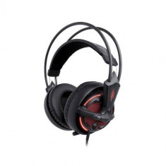 Casti SteelSeries Over-Head Diablo III Black - Casca PC