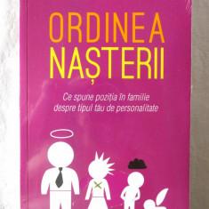 """ORDINEA NASTERII"", Linda Blair, 2012. Absolut noua, in tipla, Alta editura"