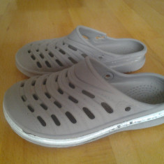 Crocs / slapi copii mar. 28 - Papuci copii Crocs, Culoare: Din imagine