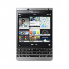 Smartphone BlackBerry Passport 32GB Silver - Telefon BlackBerry