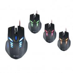 Mouse Tracer Optical Battle Heroes Target Black, USB