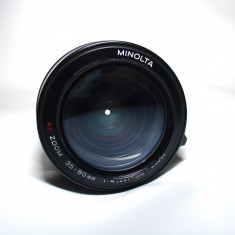 Obiectiv MINOLTA AF 35-80mm, 1:4- 5.6 compatibil DSLR Sony Alpha - Obiectiv DSLR, All around, Autofocus