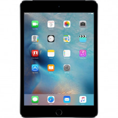 Tableta Apple iPad Mini 4 128GB 4G Space Gray, Gri, Wi-Fi + 4G