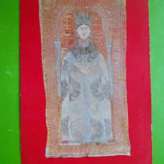 HOPCT 25157 MANASTIREA PUTNA / MARIA MANGOP [BRODERIE]-JUD SUCEAVA -CIRCULATA - Carte Postala Bucovina dupa 1918