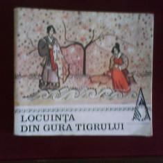 Locuinta din gura tigrului-povesti chineze, colectia Traista cu povesti - Carte de povesti