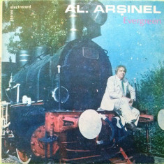 ALEXANDRU ARSINEL EVERGREEN album disc vinyl lp Muzica Pop electrecord rock usoara slagare, VINIL