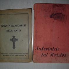 LOT 4 CARTI INTERBELICE --RELIGIE - Carti bisericesti