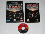 Joc consola Nintendo Gamecube - Star Wars Rogue Lider Rogue Squadron 2, Actiune, Toate varstele, Single player