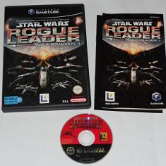 Joc consola Nintendo Gamecube - Star Wars Rogue Lider Rogue Squadron 2