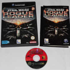 Joc consola Nintendo Gamecube - Star Wars Rogue Lider Rogue Squadron 2 Altele, Actiune, Toate varstele, Single player