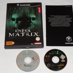 Joc consola Nintendo Gamecube - Enter The Matrix Altele, Sporturi, Toate varstele, Single player