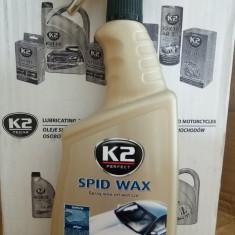 Ceara Auto Lichida / Spid Wax K2 - Cosmetice Auto