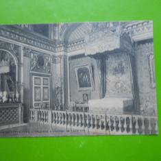 HOPCT 113 T FRANTA MUZEUL VERSAILLES /DORMITORUL REGE LOUIS XIV -CIRCULATA, Printata