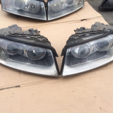 Far Stanga Dreapta Audi A8 model fara xenon