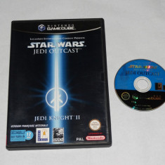 Joc consola Nintendo Gamecube - Star Wars Jedi Outcast Jedi Knight 2 Altele, Actiune, Toate varstele, Single player