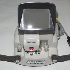 Editor video - video editor 8 mm - GOKO Dual-8 model P-65