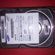 HDD 40 GB / Hard disk 3.5 inch IDE 40GB Samsung SP0411N - 100% functional