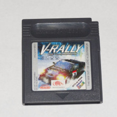 Joc Nintendo Gameboy Color - V-Rally Championship Edition