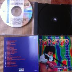 Donovan The Very Best Of disc cd muzica folk pop rock hituri anii 60 editie vest