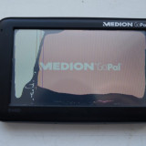 GPS MEDION GoPal E4460 - cu DISPLAY SPART, 4, 3, Toata Europa, Car Sat Nav, Sugestii multiple de cai: 1, Touch-screen display: 1