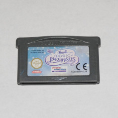 Joc consola Nintendo Gameboy Advance - Barbie Magic Pegasus - Jocuri Game Boy, Actiune, Toate varstele, Single player