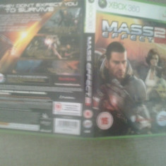 Mass Effect 2 - Joc XBOX 360 ( GameLand ) - Jocuri Xbox 360, Shooting, 16+, Single player