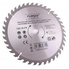 Panza fierastrau circular cu pastile vidia 125 mm