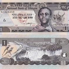 ETIOPIA 1 birr 2006 UNC!!! - bancnota africa