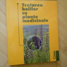 GHEORGHE MOHAN--TRATAREA BOLILOR CU PLANTE MEDICINALE
