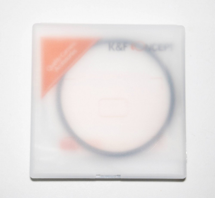 Filtru UV 72mm SLIM K&F Concept