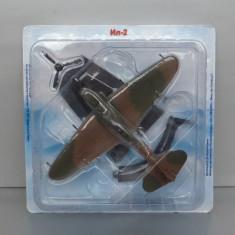 Avion Ilyushin Il-2, 1/120 - Macheta Aeromodel