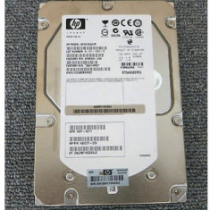 Hard disk / hdd, HP, pentru server, 450 gb 15000 rpm, 200-499 GB, 16 MB