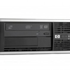 Calculator HP 8300 SFF, Intel Core i5-3470 Gen 3, 3.2 Ghz, 4GB DDR3, 250GB, DVD-RW - Sisteme desktop cu monitor