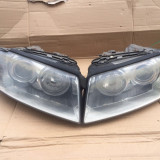 Far Stanga Dreapta Audi A8 model cu xenon
