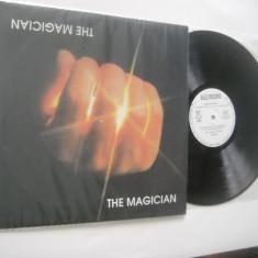 MARIUS (DRAGOMIR)(cu Eugen Mihaescu) : The Magician (1993) (vinil pop rock RAR!)