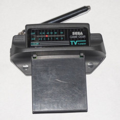 Tuner TV Sega Game Gear, Console Sega