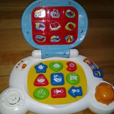 Vtech / Laptop jucarie interactiva copii 27 * 21 cm