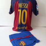 Echipament sportiv fotbal copii FC.Barcelona Messi