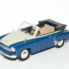 Macheta Wartburg 311-2 Cabrio Masini de Legenda Polonia 1:43
