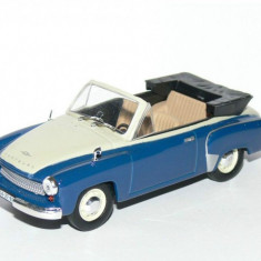 Macheta Wartburg 311-2 Cabrio Masini de Legenda Polonia 1:43 - Macheta auto Herpa