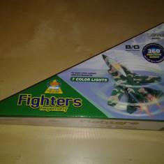 Hegemony Fighters / avion copii 28 cm - Avion de jucarie