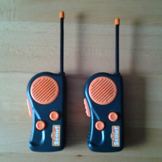 Walkie Talkie copii, Scout 25*7 cm - Jucarie interactiva