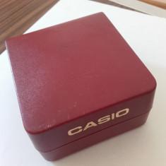 Cutie ceas CASIO produs 100% autentic ideala pentru colectionari