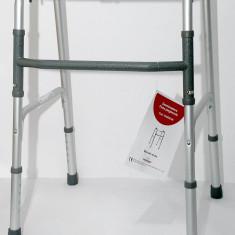 Cadru ajutator pentru mers - pliabil, ajustabil, usor si rezistent - Articole ortopedice, Cadru mers