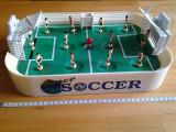 Super Soccer teren fotbal + jucatori cca. 35 cm