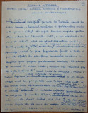 Manuscris al lui Ovidiu S. Crohmalniceanu , Cronica literara , 13 pagini