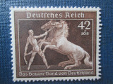 TIMBRE  GERMANIA REICH 1933=1945=MH